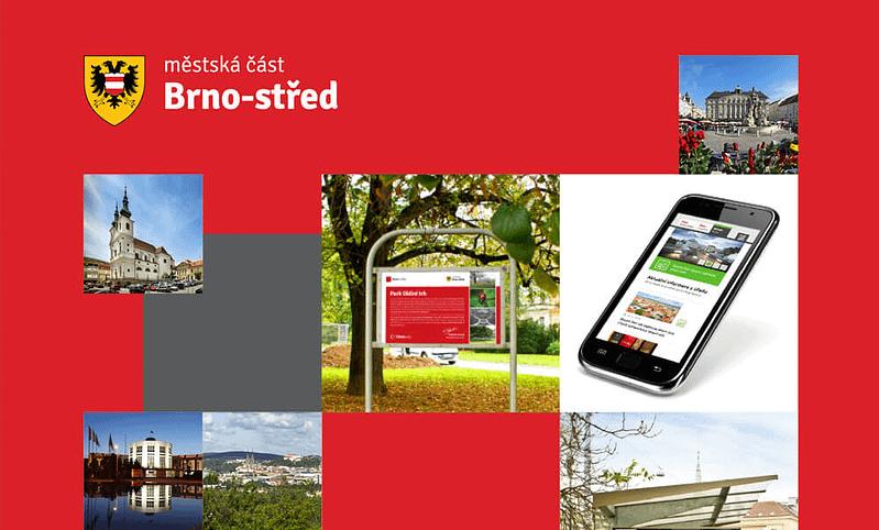Brno Střed Corporate identity